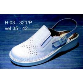 Ortopedická obuv JEES - model H 03-321/P