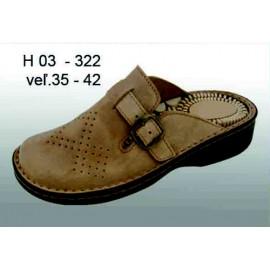 Ortopedická obuv JEES - model H 03-322