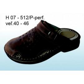Ortopedická obuv JEES - model H 07-512/P-perf