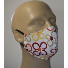 Tvárová maska – anatomická