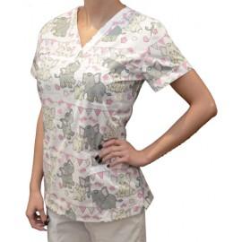 Pracovná košeľa - VZOR - sloník