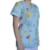 Pracovná košeľa - VZOR - žirafka