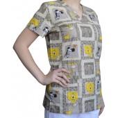 Pracovná košeľa - VZOR - zoo