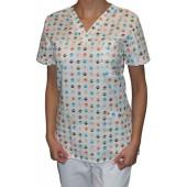 Pracovná košeľa - VZOR - labky